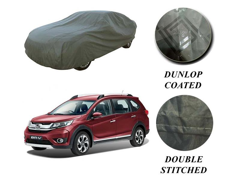 PVC Coated Double Stitched Top Cover For Honda BRV 2017-2020 in Karachi