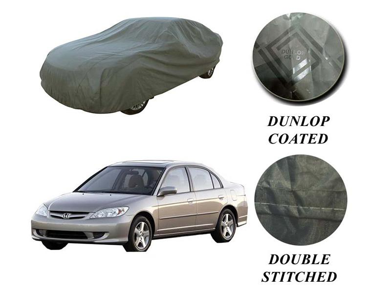 PVC Coated Double Stitched Top Cover For Honda Civic 2001-2006 in Karachi