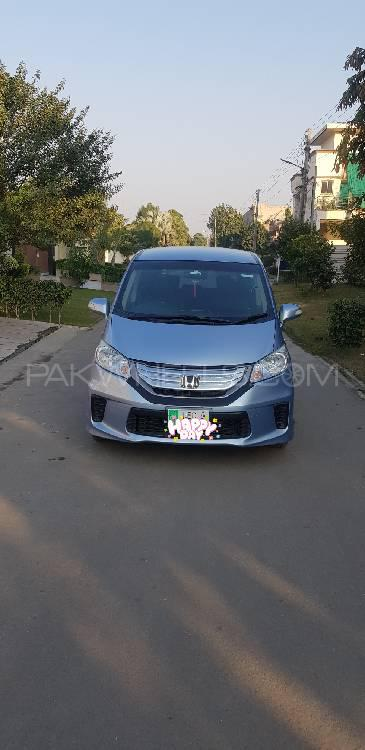 Honda Freed Hybrid 2014 Image-1
