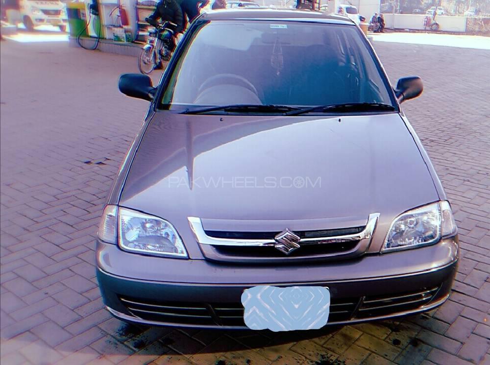Suzuki Cultus VXRi 2015 Image-1