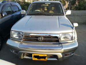 Used Toyota Surf SSR-G 2.7 1998