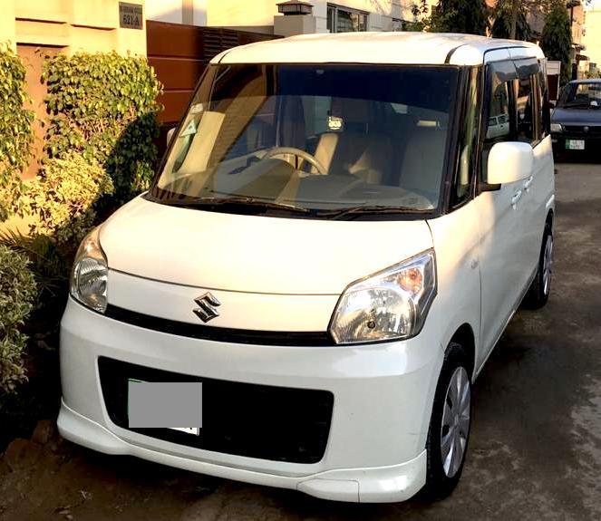Suzuki Spacia X 2014 Image-1