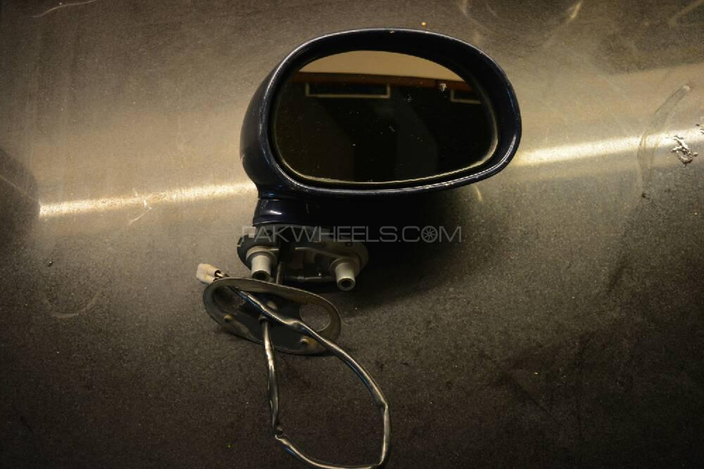 Daihatsu Copen 2002-2012 side mirror right side. Image-1
