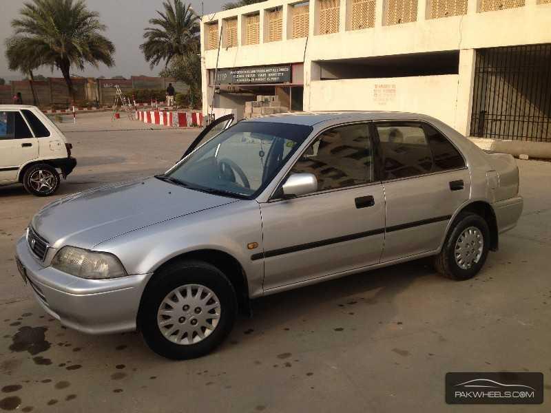 Honda City EXi 1998 for sale in Islamabad   PakWheels