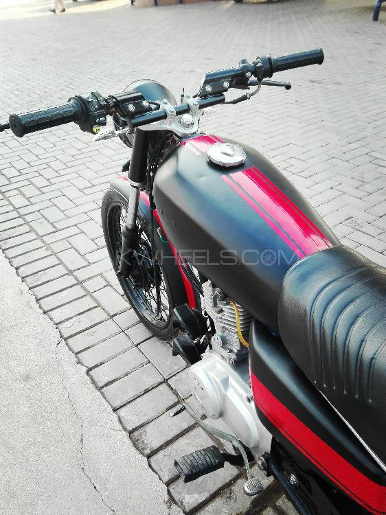 Honda CG 125 - 2010  Image-1