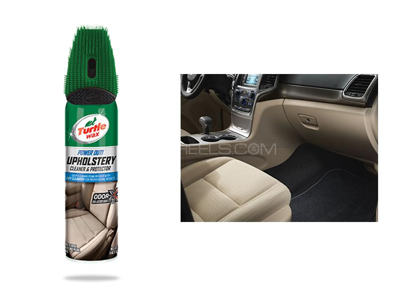 Turtle Power Out Upholstery Cleaner And Protection in Lahore
