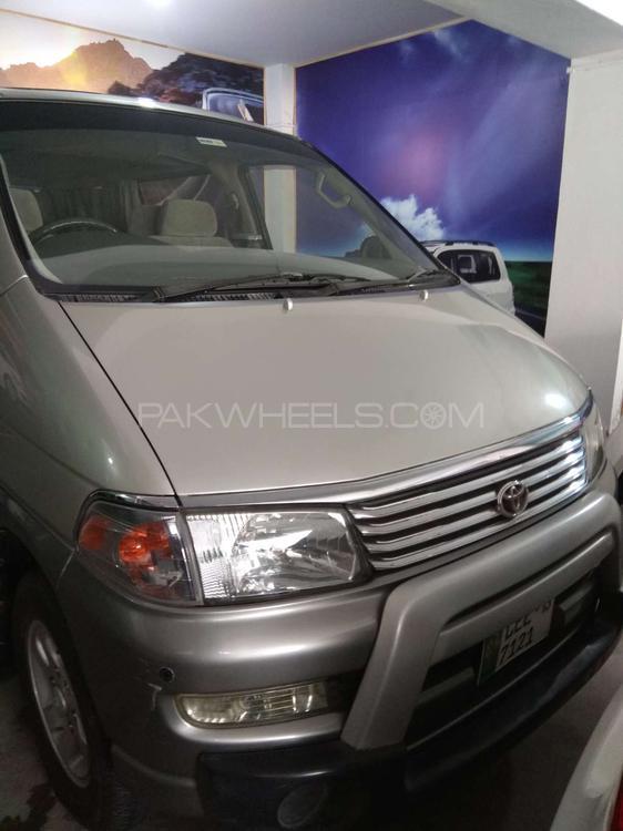 Toyota Hiace 1997 Image-1