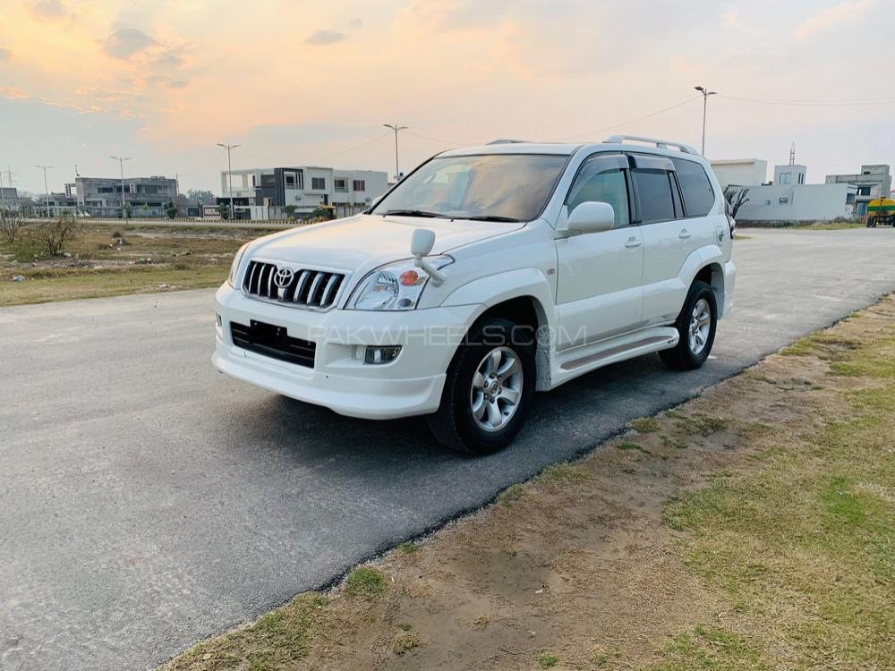 Toyota Prado TX Limited 3.4 2002 Image-1
