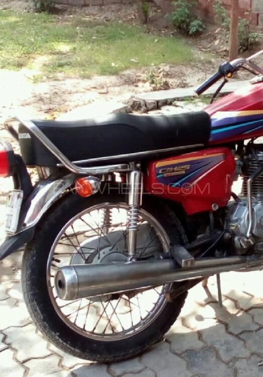Honda CG 125 - 2011 Honda Image-1