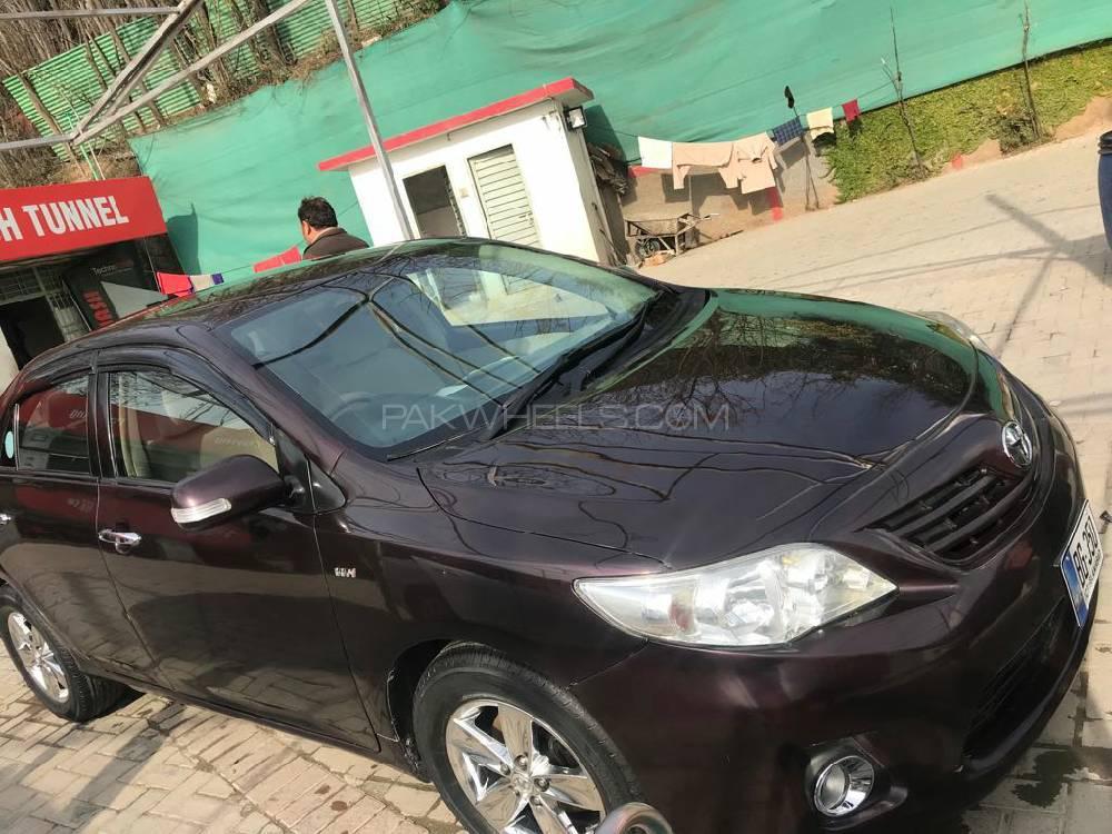 Toyota Corolla - 2014 Saadi Image-1