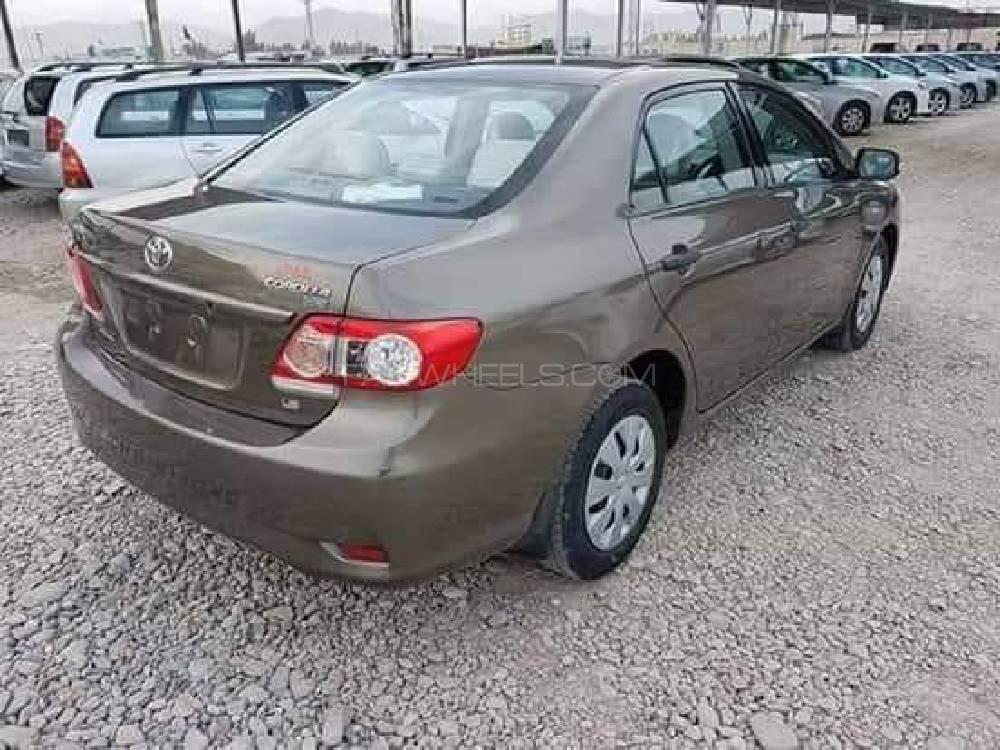 Toyota Corolla - 2018 intercity Image-1