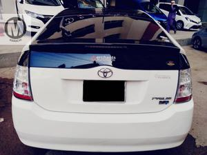Toyota Prius S MODEL 2009 REGISTER 2014  SELLER'S COMMENTS ::: MAY ALLAH CURSE LIARS :::  Merchants Automobile offers highly reliable, transparent and competitive vehicle sale-purchase options, authenticated by reputable third party evaluations, and upholding highest technical & professional standards. Merchants Automobile is a name that signifies customer trust and we believe to have long term relationship rather then one time salesmanship  We ensure reliable vehicle assessments of all our vehicles through original auction report verification for unregistered cars and Pakwheels inspection certification for registered cars  We facilitate all our customers as per 3S & 4S modern dealership concept and We also offer attractive exchange deals with your old car to our new car