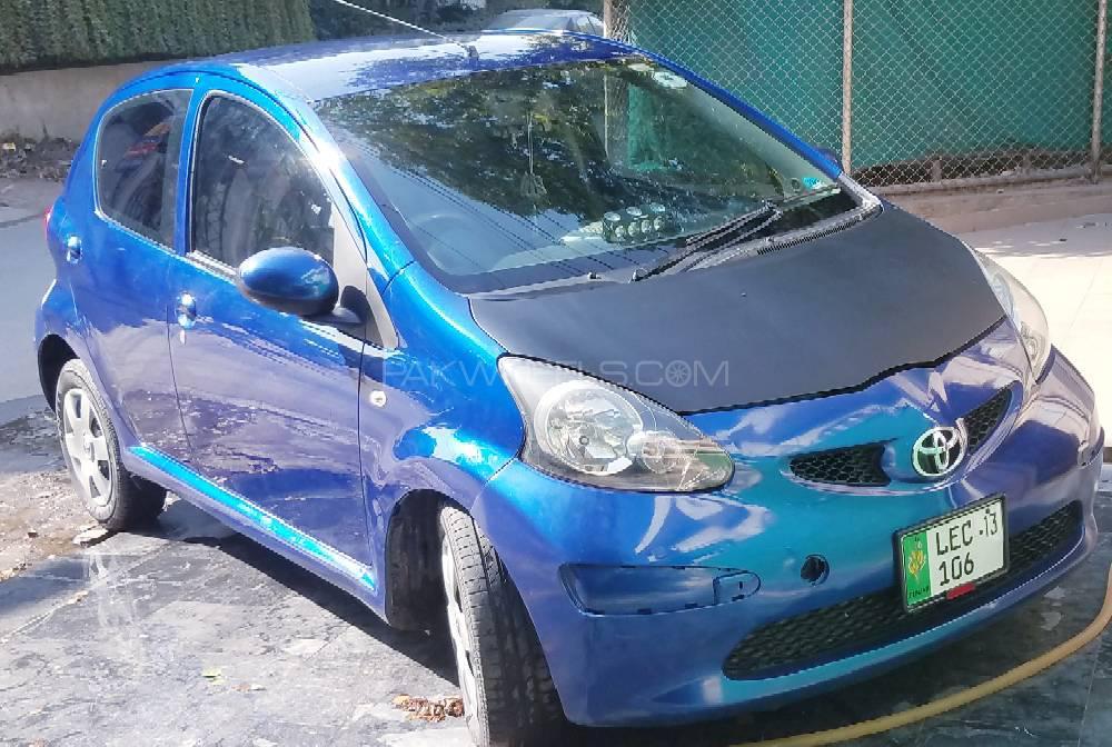 Toyota Aygo - 2007 Aygo Image-1