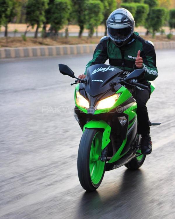 Kawasaki Ninja ZX300 - 2014  Image-1