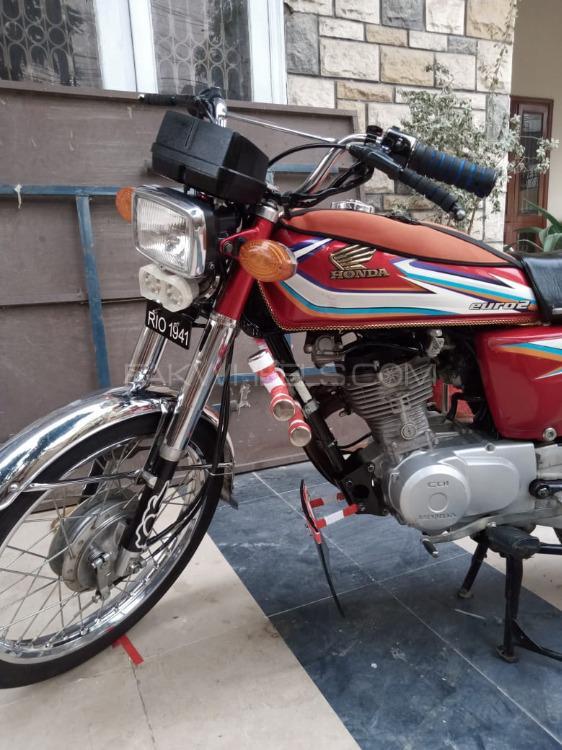 Used Honda Cg 125 2016 Bike For Sale In Rawalpindi 267474