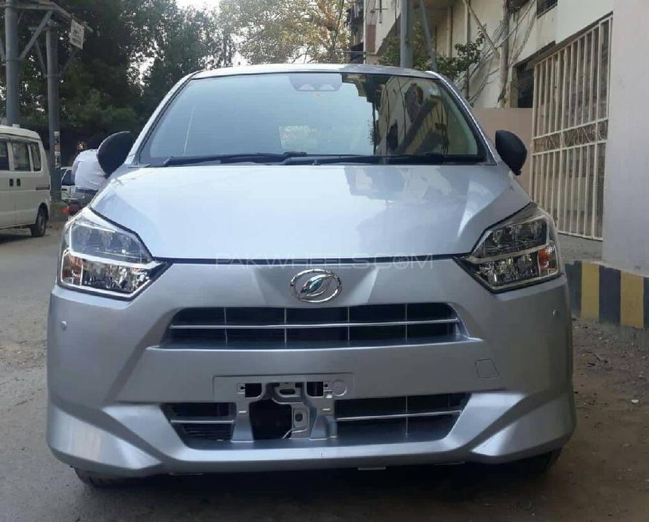 Toyota Pixis Epoch X 2017 Image-1