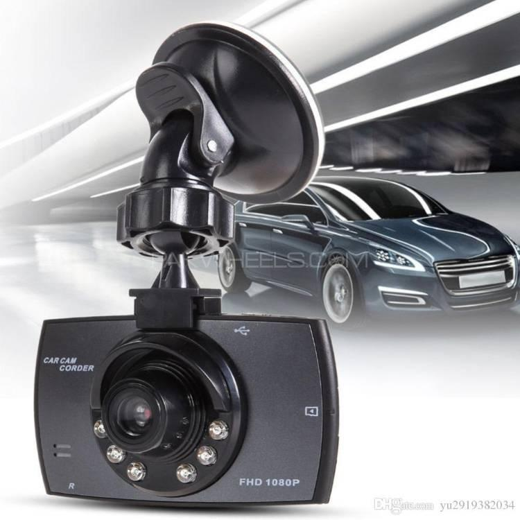 ALL CAR CAM CORDER G30 DVR AUDIO and VIDEO Recorder with NIGHT VISION Image-1