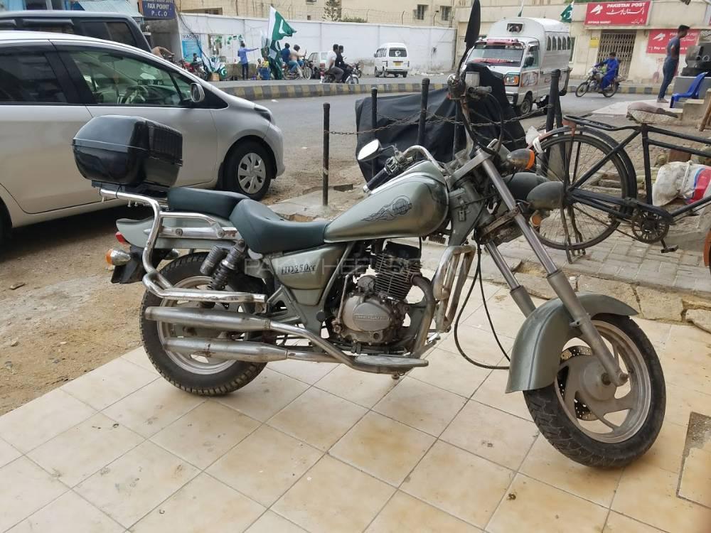 Lifan 250 - 2002  Image-1