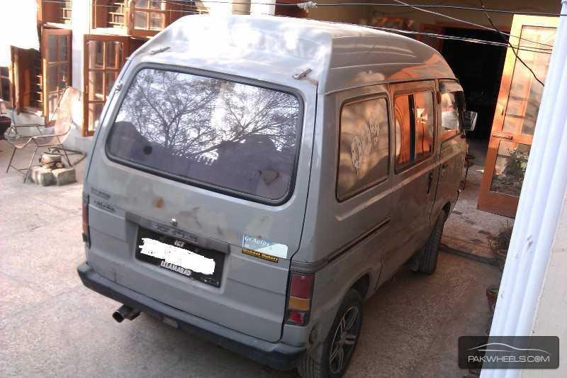 Suzuki Bolan VX 2009 Image-4
