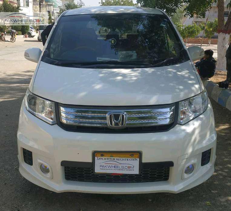 Honda Spike 2012 Image-1
