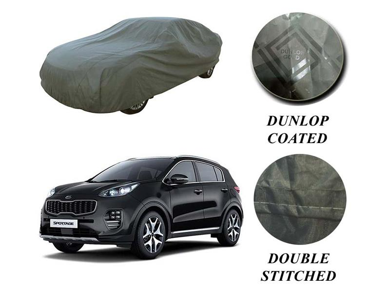 PVC Coated Double Stitched Top Cover For Kia Sportage 2019-2020 in Karachi