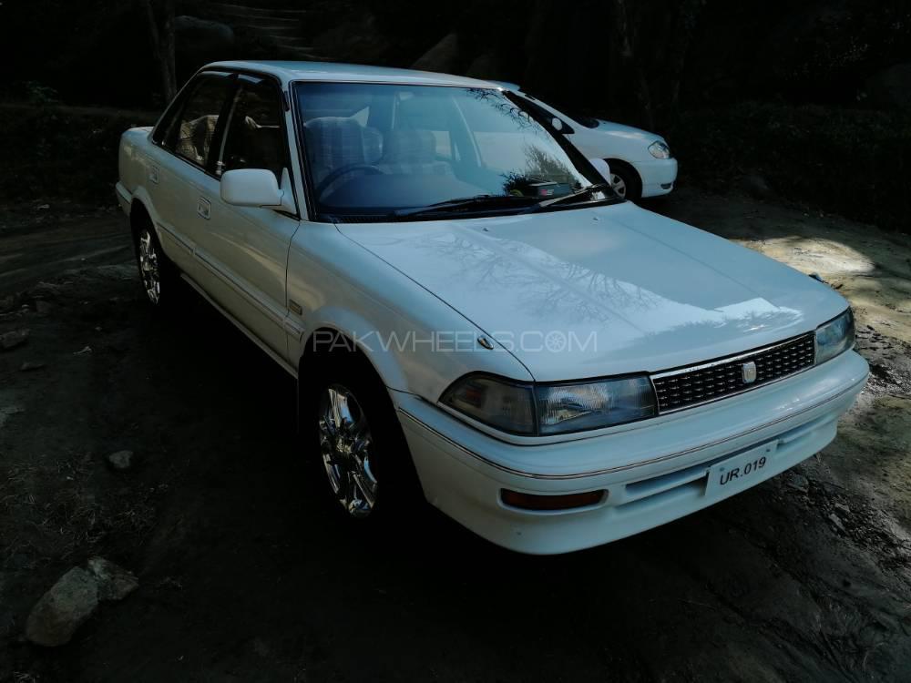 Toyota Corolla - 1990  Image-1
