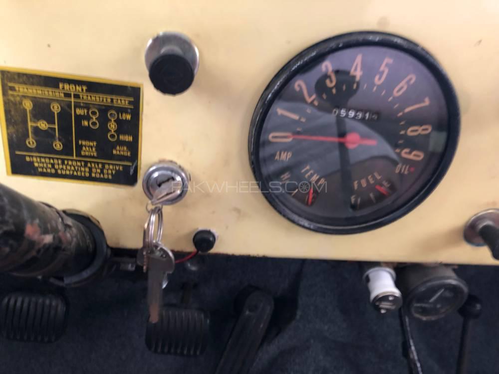 Jeep CJ 5 - 1963  Image-1