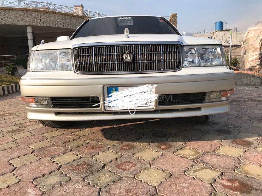 Toyota Crown Super Select 1995 Image-1