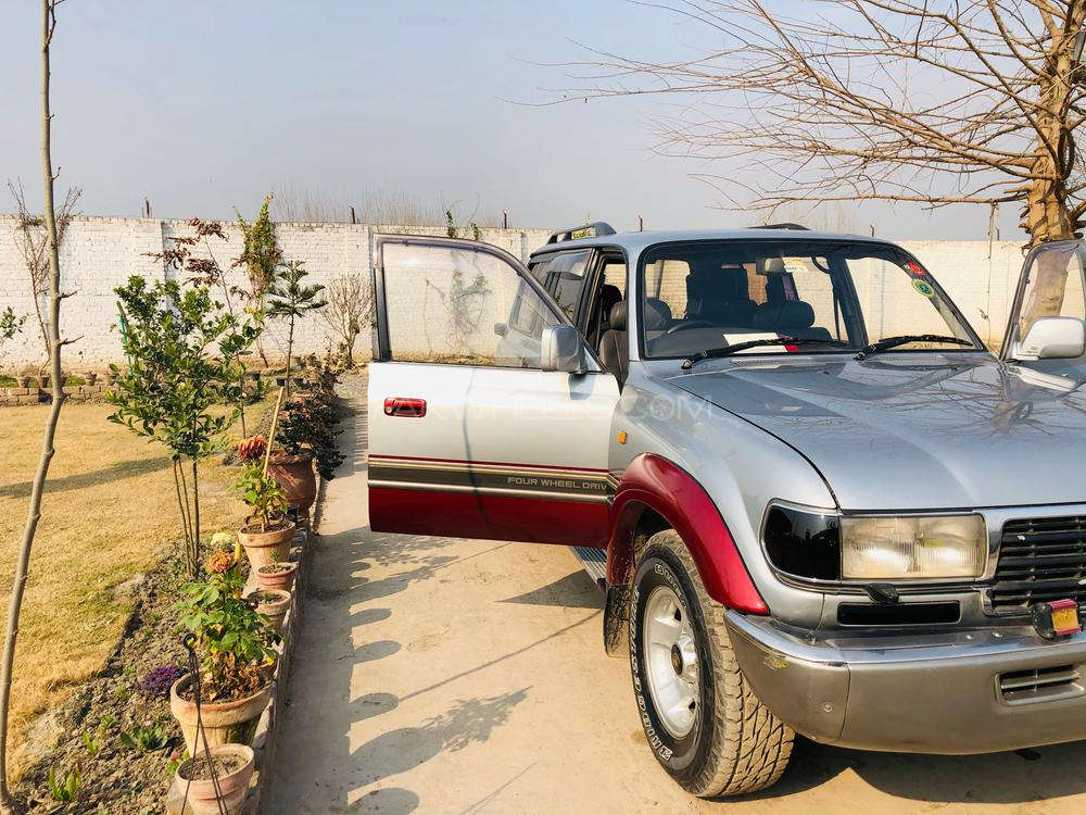 Toyota Land Cruiser VX 4.5 1994 Image-1