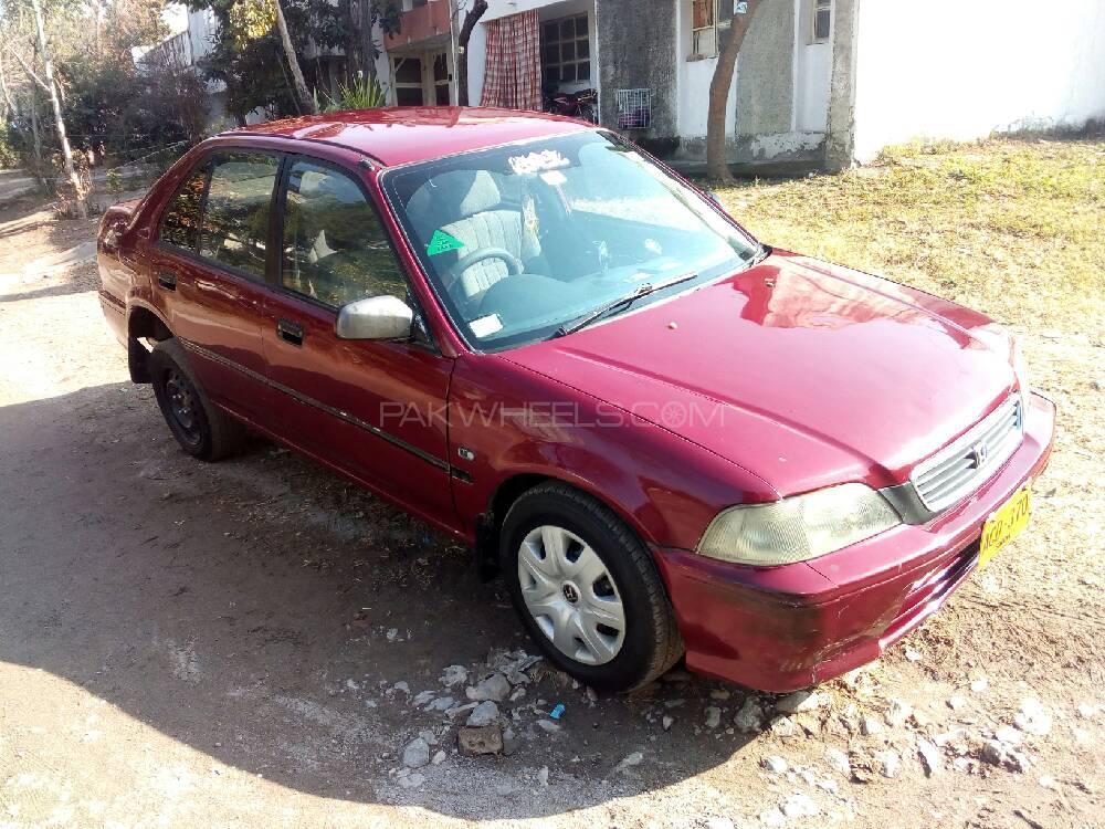 Honda City - 1997 Alfahad Image-1