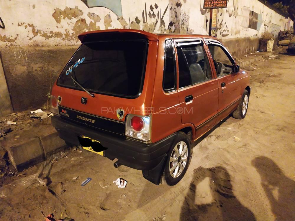 Suzuki Alto - 1985 Fronte Image-1