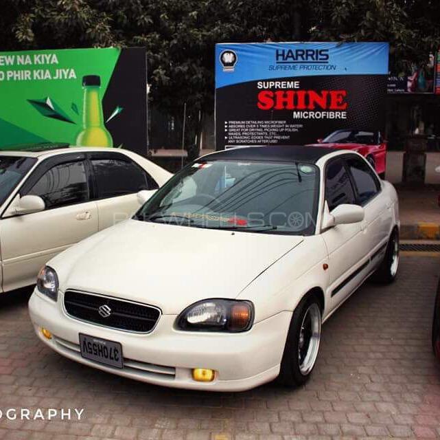 Suzuki Baleno - 2002  Image-1