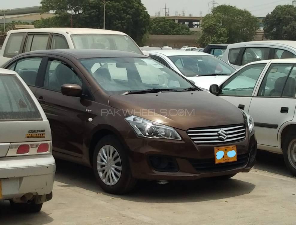 Suzuki Ciaz - 2018  Image-1
