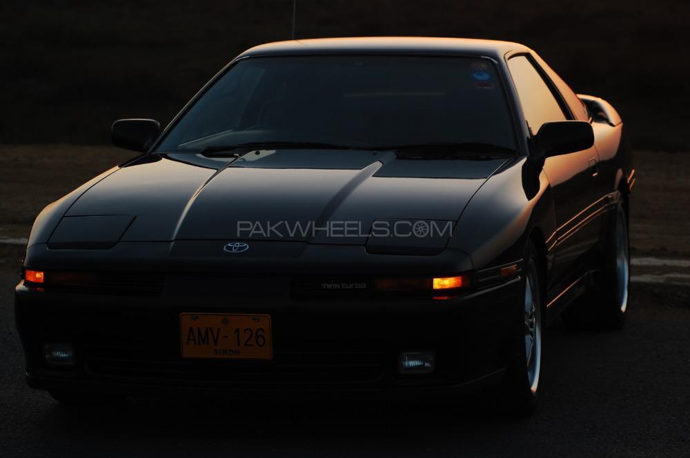 Toyota Supra - 1991  Image-1