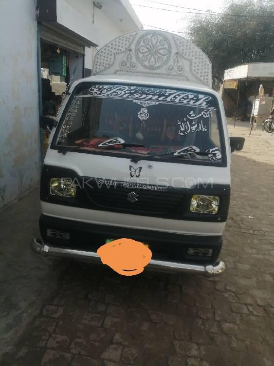 Suzuki Ravi 2019 Image-1