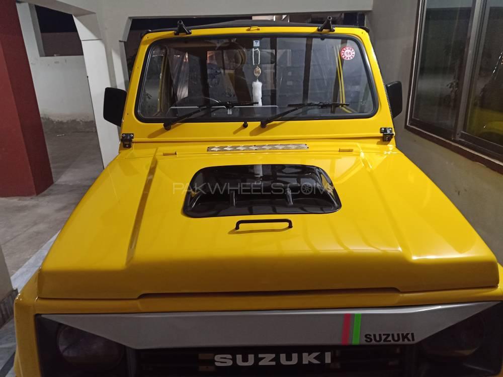 Suzuki Jimny Sierra 1985 Image-1
