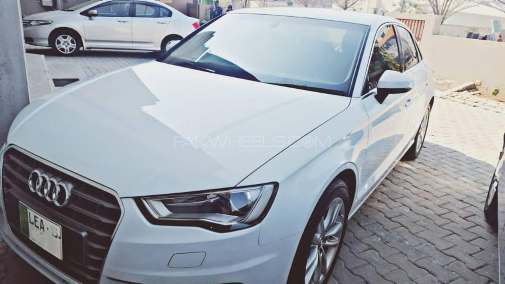 Audi A3 1.8 TFSI 2015 Image-1