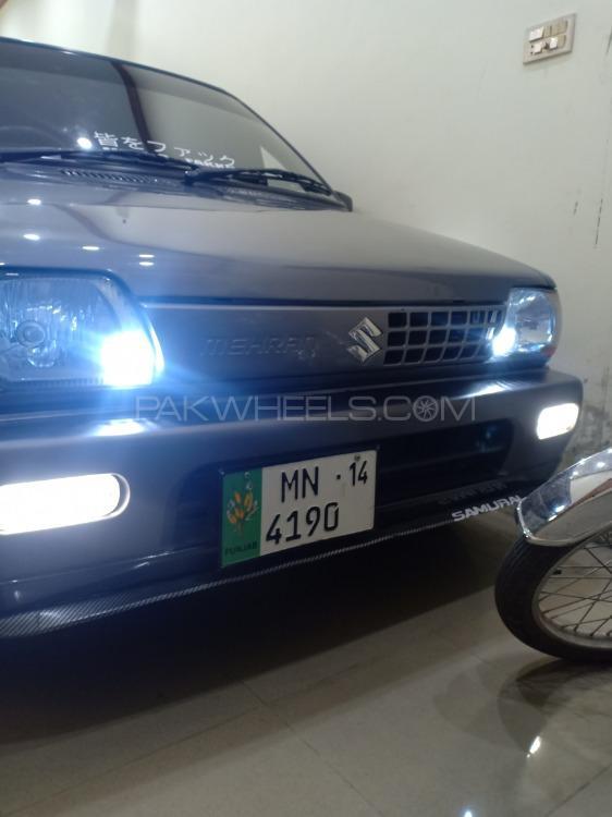 Suzuki Mehran - 2014  Image-1