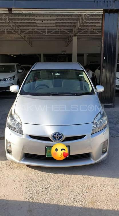 Toyota Prius G LED Edition 1.8 2011 Image-1