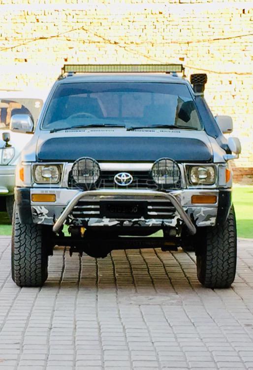 Toyota Hilux - 1992  Image-1