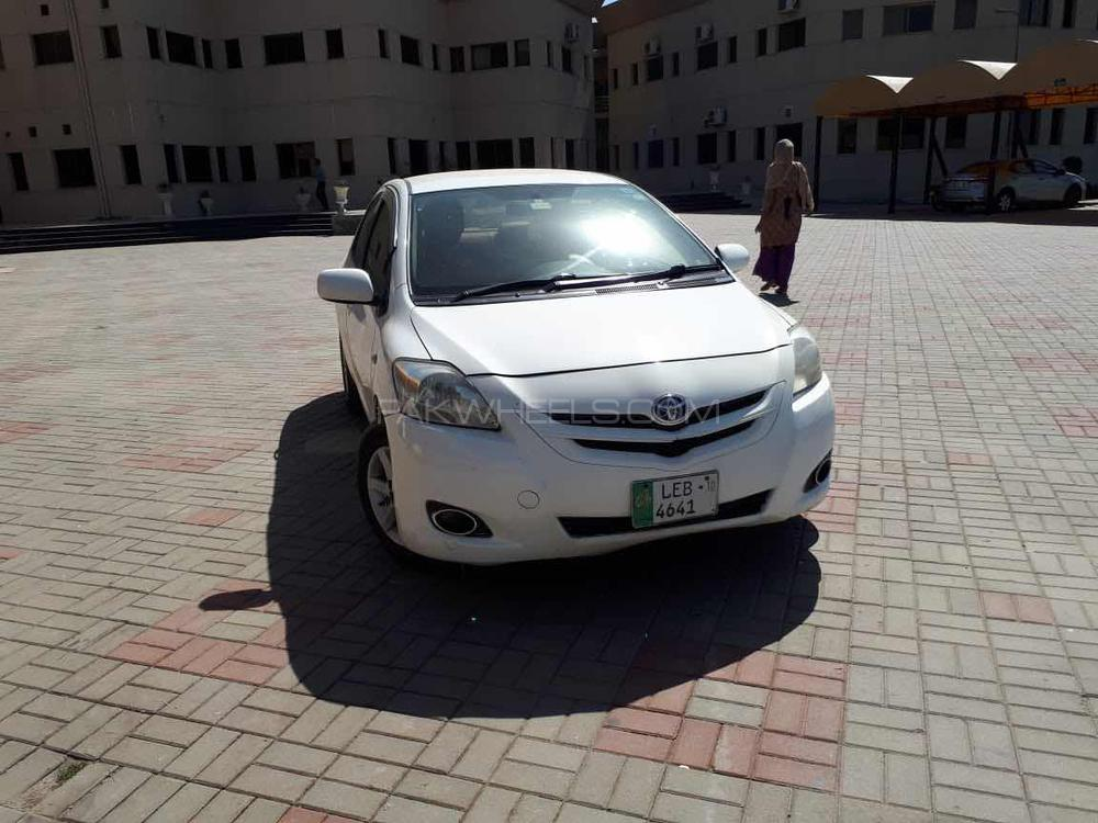 Toyota Belta - 2010  Image-1