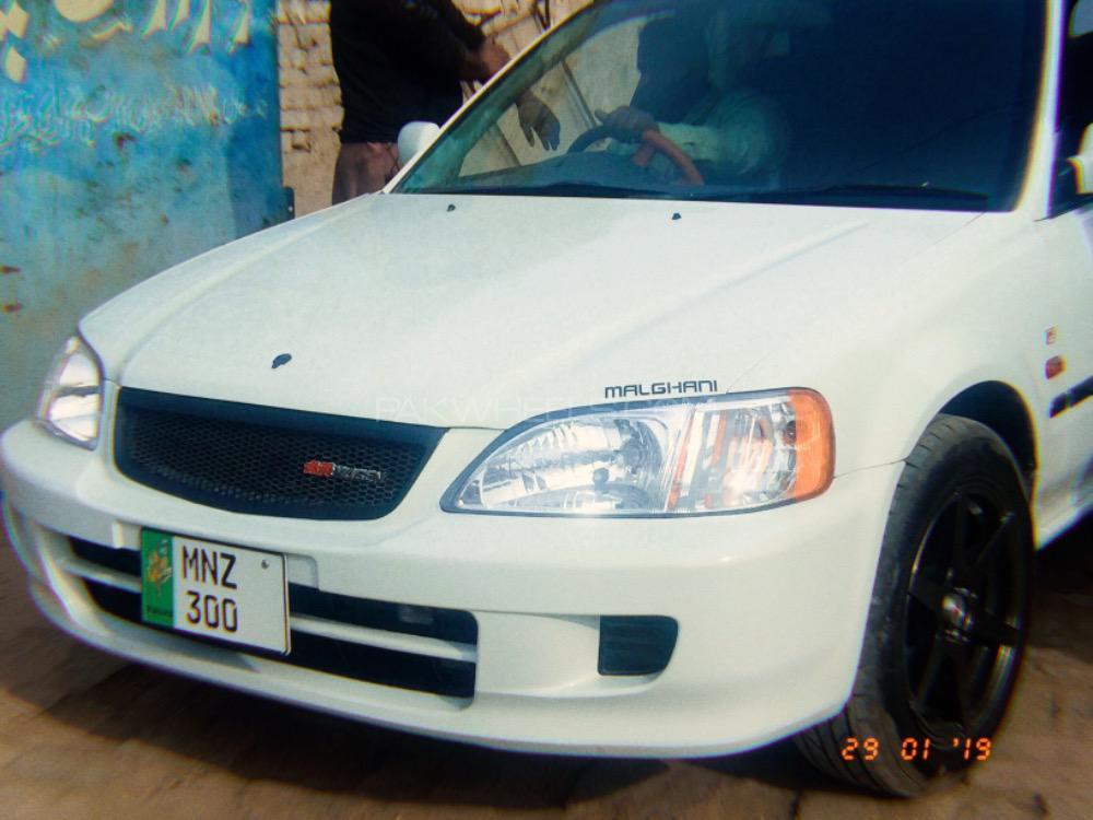 Honda City - 2002  Image-1