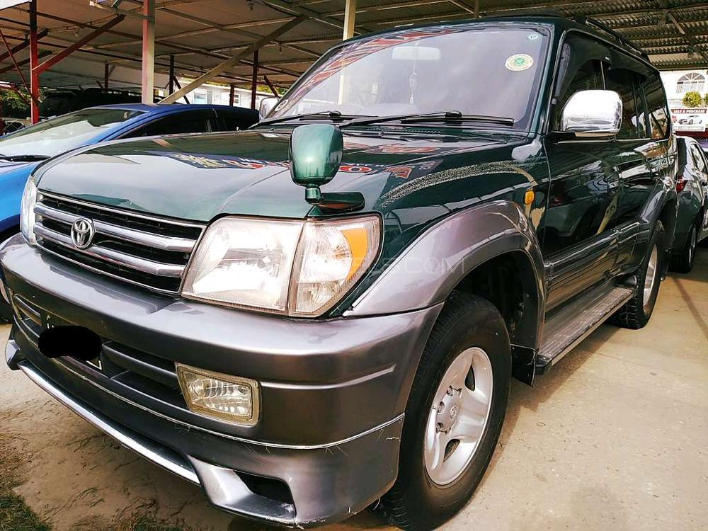 Toyota Prado TX 2.7 1997 Image-1