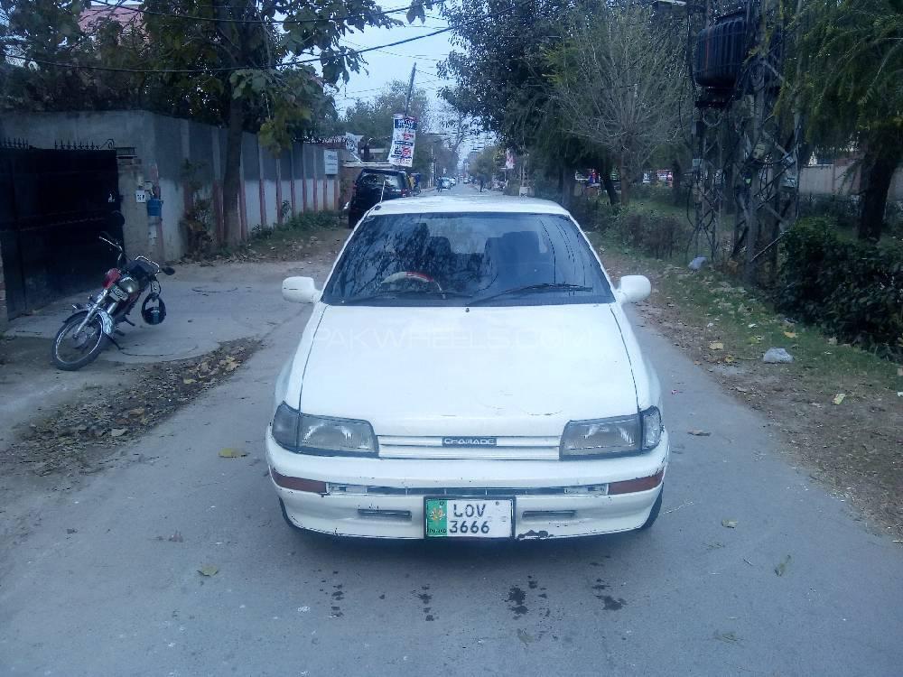 Daihatsu Charade G10 1998 Image-1