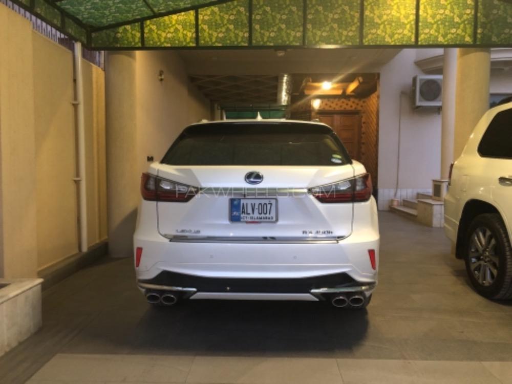 Lexus RX Series - 2018  Image-1