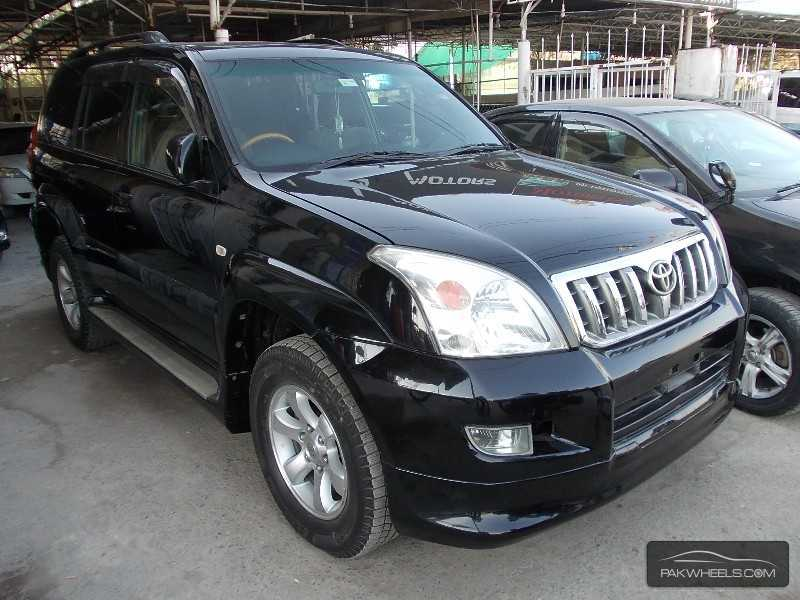 Toyota Prado Tx Limited 2 7 2006 For Sale In Rawalpindi