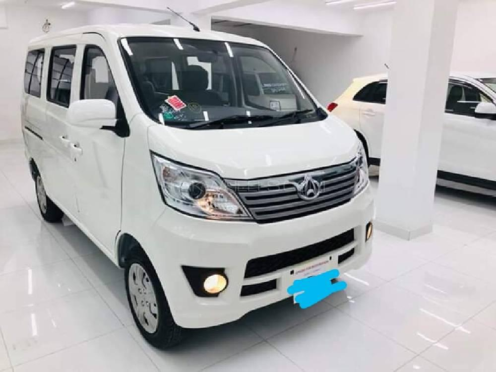 Changan Karvaan Base Model 1.0 2020 Image-1