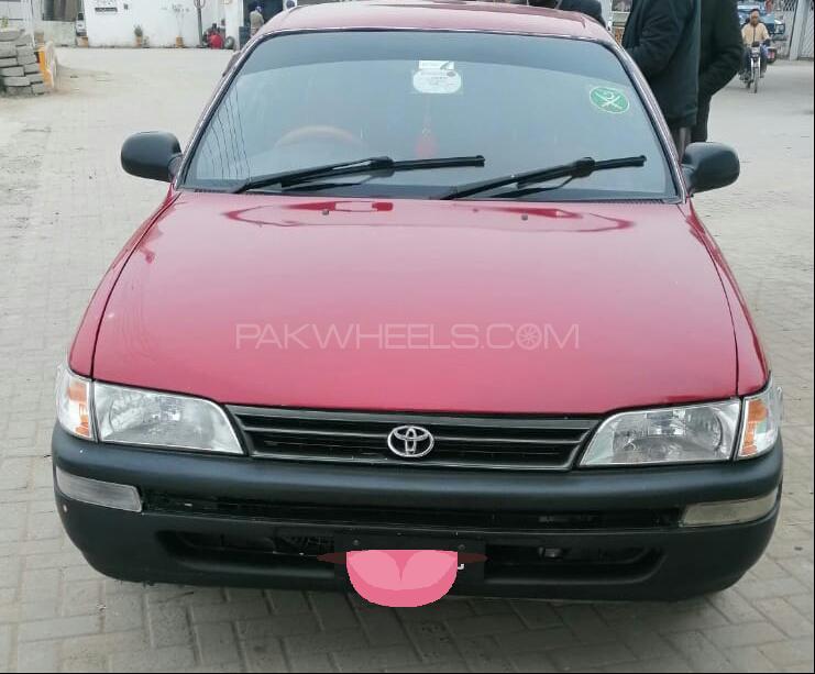 Toyota Corolla XE-G 1994 Image-1