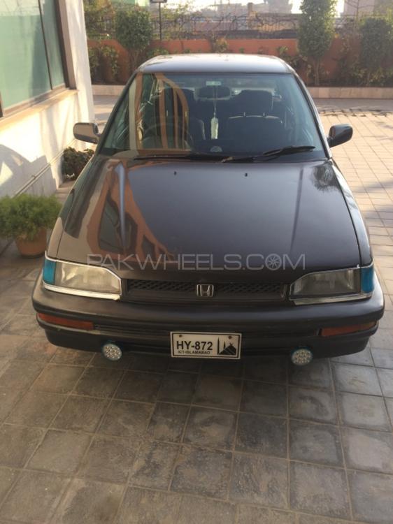 Honda Civic VTi 1.6 1989 Image-1