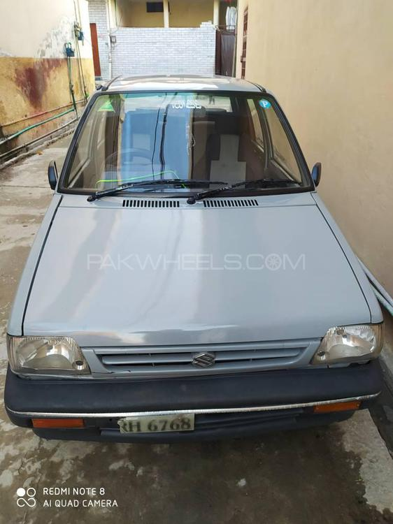 Suzuki Mehran VX (CNG) 2003 Image-1
